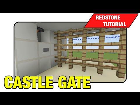 Castle Gate [Portcullis Gate]
