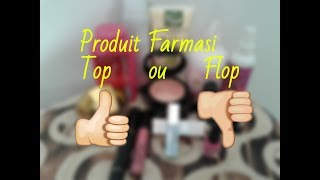 مشترياتي من فارماسي 👍أو👎    produit farmasi Top ou Flop