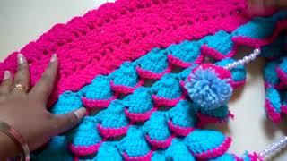 woolen toran making ideas Videos - 9tube tv