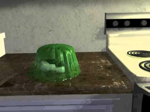 the happy jello mold
