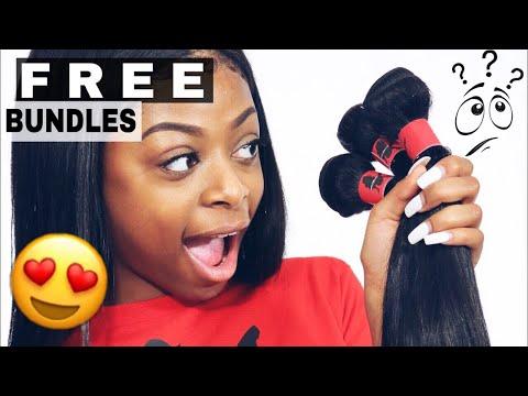 FREE BUNDLES 😍😍 10 k giveaway