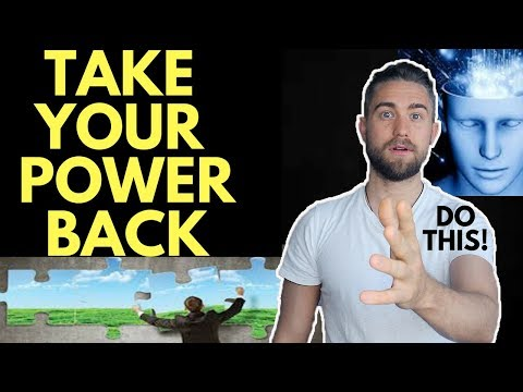 3 Ways to Take Your Power Back and Create Your Own Reality