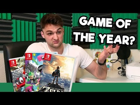 Best Game of 2017? - Ask Jacob! #1