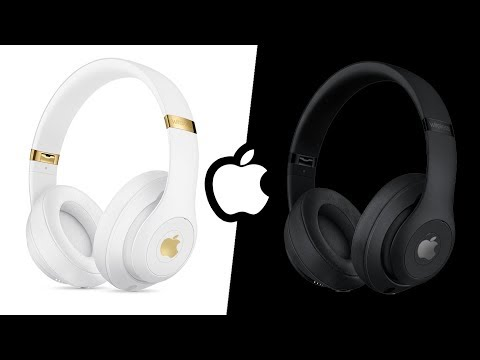 Apple is Releasing New Over the Ear Headphones!