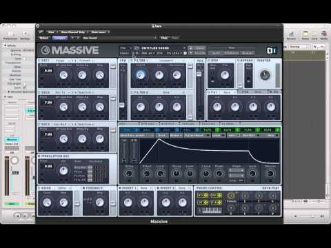 How To Make An NI Massive Deep House Lead
