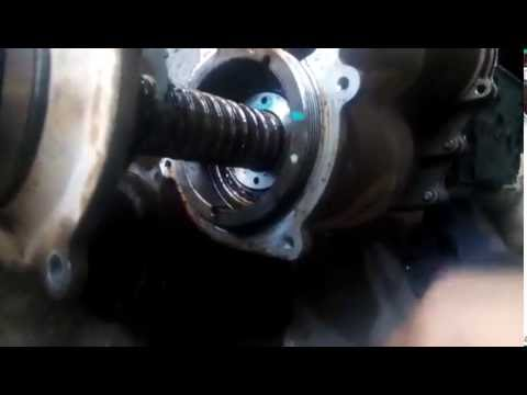 How to disassemble 2010 Ford F-150 Electric Power Steering part 2