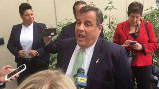 Gov. Christie talks about Trump tax plan