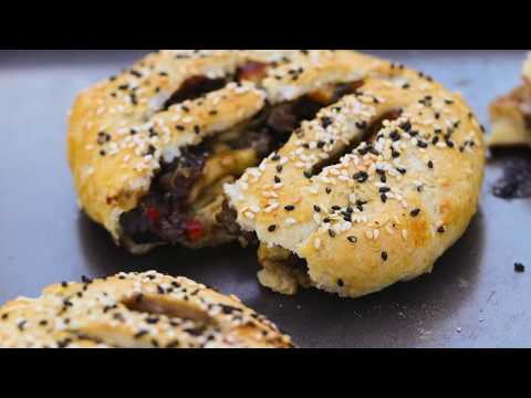 How to Make Savoury Eccles Cakes
