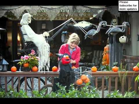 Scary Halloween Decorating Ideas - Scary Halloween Decor