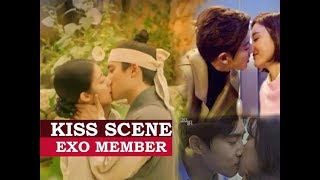 Member EXO KISS Scene, Korean Drama
