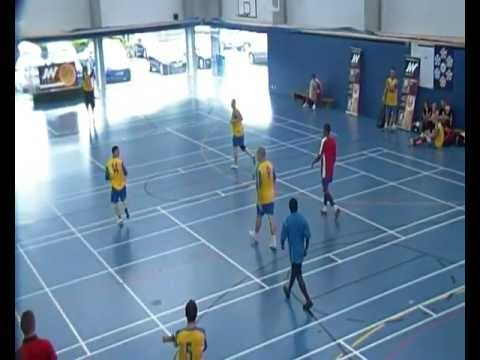 Bristol Futsal - The Plough vs Ikea