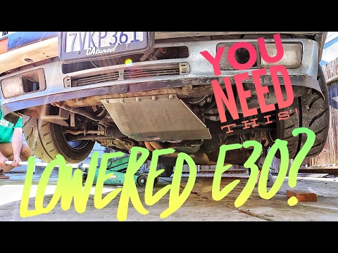 EVERY LOWERED E30 NEEDS THIS!! BMW E30 BERTY 30 Build Part 16