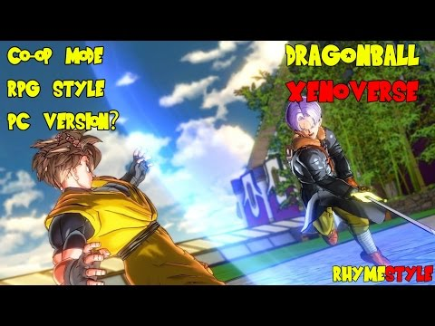 Dragon Ball Xenoverse: Online Co-Op Confirmed, Leveling Up Skills, & Possible PC Version?