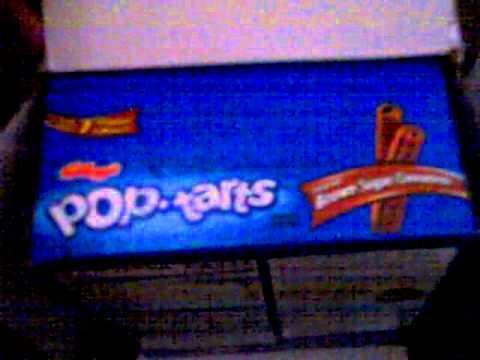 Pop Tart Flavors