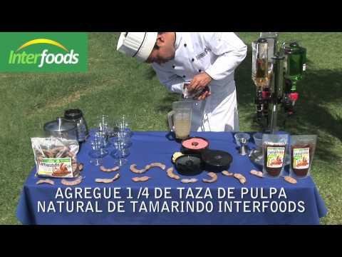 Margarita de Tamarindo Interfoods