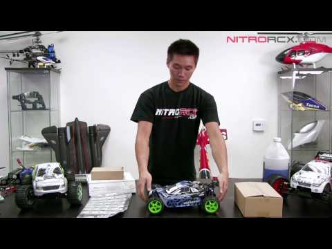 NitroRCX Getting Started in Nitro Gas RC Car * Beginners Guide, Tips, Tutorials *