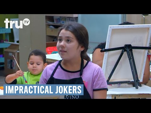Impractical Jokers - Crushing Kids' Dreams (Punishment) | truTV