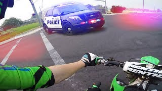 Cops Vs Bikers 2017 - Police Chase, Escapes & More! [Ep.#66]