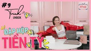 Ngọc Trinh - Unbox Luxury Brands #9   Đập Hộp Tiền Tỷ : GUCCI,DIOR, JIMMY CHOO,CHANEL,LV...