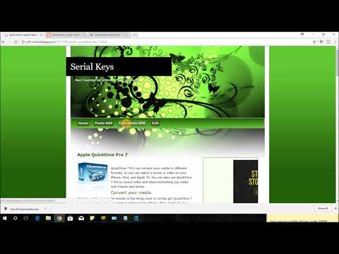 Quicktime player for windows || full version