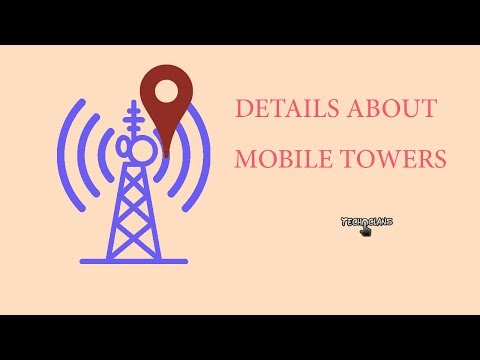 FIND DETAILS ABOUT MOBILE TOWERS IN YOUR LOCATION