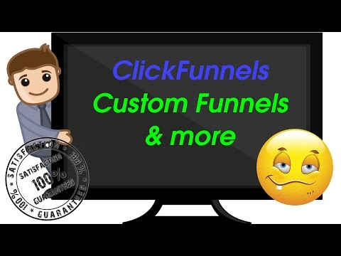 Clickfunnels Review - Custom Funnels and More - What else does Clickfunnels do?