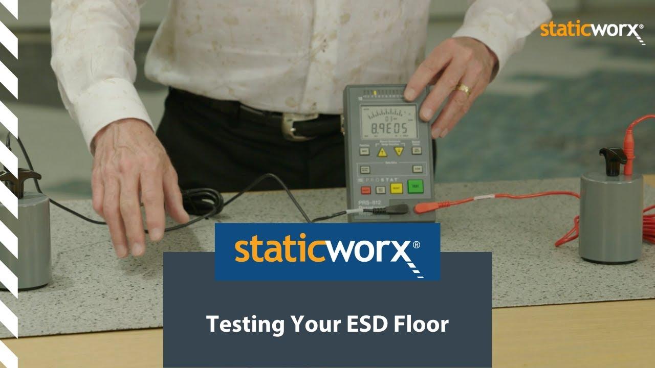 Short Informative ESD Flooring Videos - Esd flooring definition