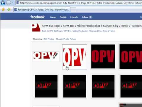ePOWER101 / Thumbnail on Facebook / Profile Picture on Facebook / How to put a thumbnail on Facebook