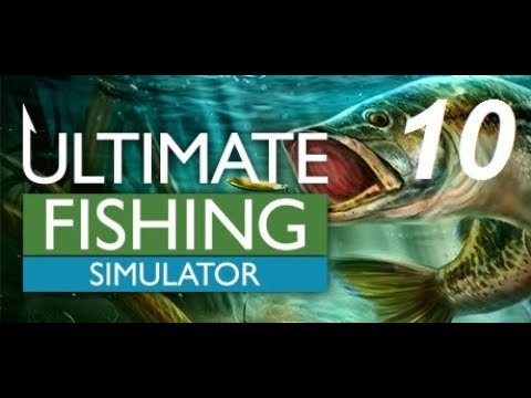 Ultimate Fishing Simulator, Powell Lake, Channel Catfish Guide Buggy Part 10