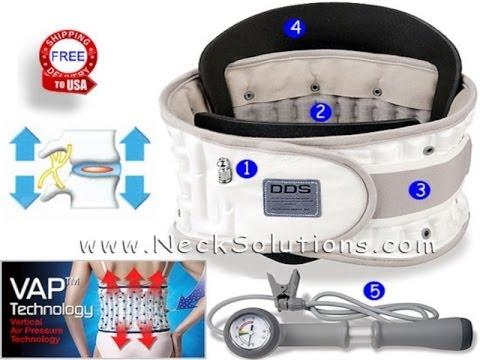 DDS500 Back Traction Belt