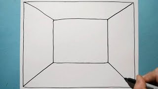 Satisfying Spiral Line Illusion Drawing / Daily Art Therapy / Day 038