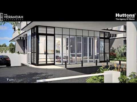 The Verandah Residences   Official Fly Thru Video