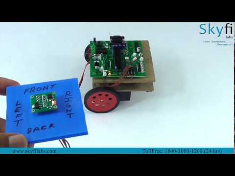 Best Robotics Tutorials to Build Gesture Controlled Robot Project at home - Skyfi Labs