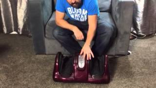 Best Choice Products Foot Massage on Nonperfect Parenting