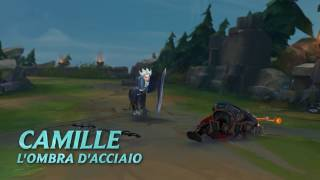 Vetrina campioni: Camille | Gameplay - League of Legends
