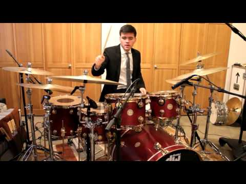 Does Anybody Really Know What Time It Is? - Chicago - Drum Cover by Christian Santangelo