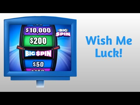 Claiming my Big Spin Lottery Scratch Ticket Winner!!!!