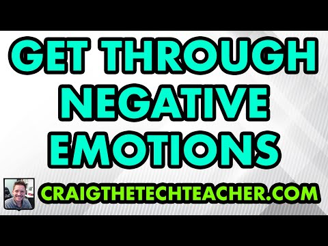 IT Life - 71 - Moving Past Negative Emotions - 03/21/2016