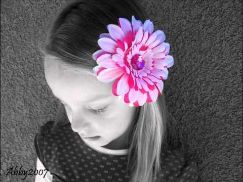 Cute Flower Hair Clips