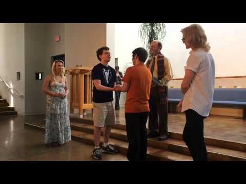 Jon Coffee and Keith Swafford wedding