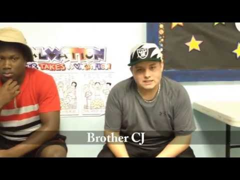 Real Life Interview | Tre & CJ