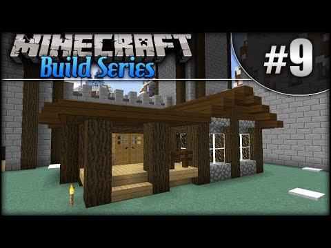 Minecraft: Build Series - Episode 9 - Storage House!
