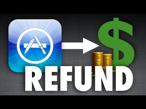 How To Get A Refund For an iPhone App or iPad App