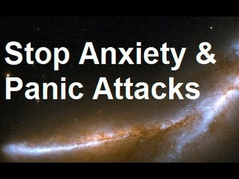 Intense brainwave treatment for anxiety, panic attack and nervousness - Stay calm and feel fine