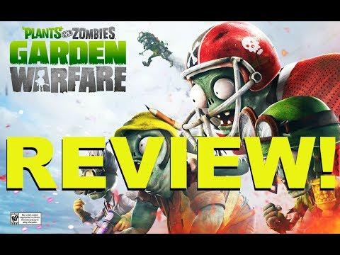 REVIEW: Plants vs Zombies Garden Warfare (XBOX 360)