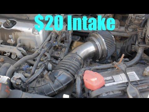 DIY $20 Cold Air Intake