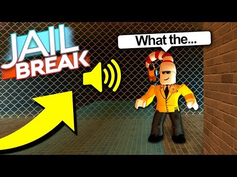 I HEARD NOISES FROM THE SEWER IN JAILBREAK