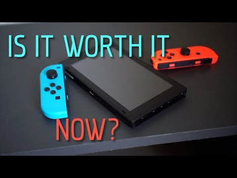 The Problem With The Nintendo Switch: 6 Months Later