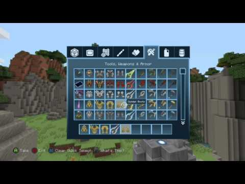 Minecraft Xbox One Halo Armor