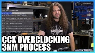HW News - RAM Price Dive, Binned Ryzen 3000 CPUs, CCX Overclocking